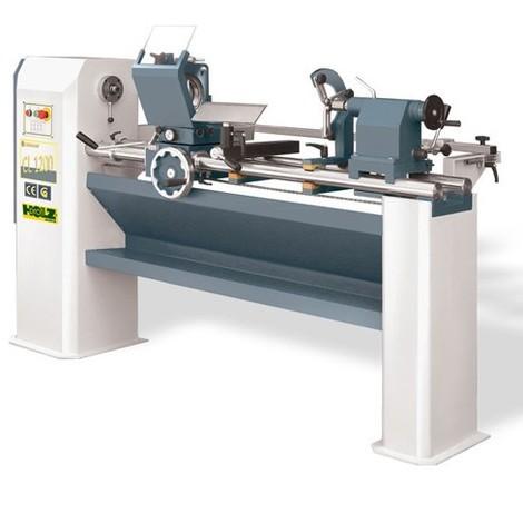 Tour à bois avec copieur 1200 mm - 1100 W 400 V - CL1200-TRI - Holzprofi - -