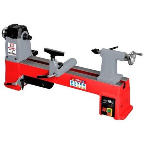 Tour à bois avec variateur et affichage digital L. 510 mm 230 V - 735 W D510F-230V - Holzmann - -