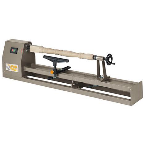 Tour à bois entre-pointes 1000 mm TB 100 400 W 230 V - 113250 - Fartools - -