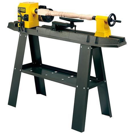 Tour à bois entre-pointes 900 mm TBF 1000 550 W 230 V - 113247 - Fartools - -