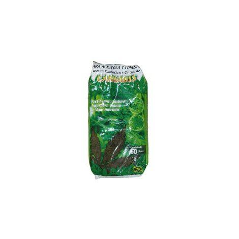 Tourbe substrat cannabis 50 litres sac