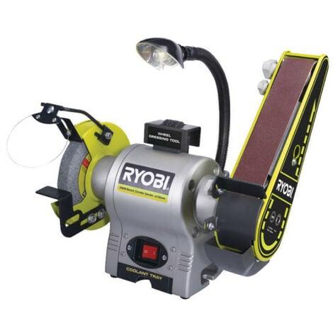 Touret à bande et à disque RYOBI 250W - 150mm - RBGL250G