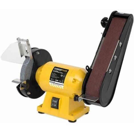 Touret à meuler/Bande abrasive Powerplus 240 watts