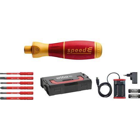 PB Swiss Tools PB 1441.CN Jeu de tournevis Torx avec croix-Poignées T8-T25 6 pièces