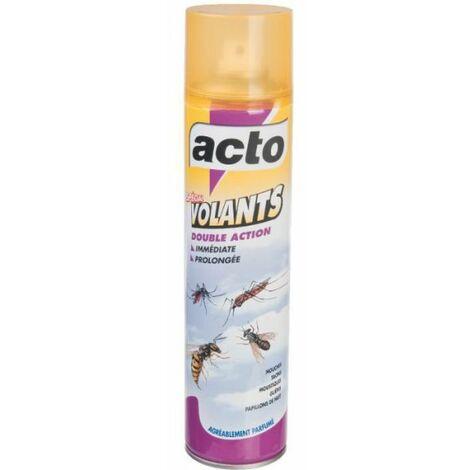 Tous insectes volants Acto