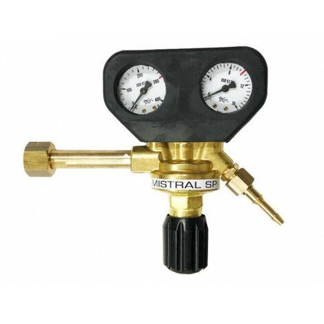 Toute la soudure - Reductor de presión MISTRAL SP Nitrógeno/Gas neutro 16 bar tipo C 80 m3/h presión 10 bar