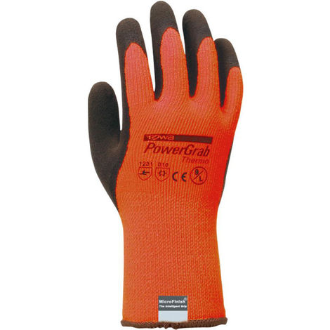 TOWA Handschuh Power Grab Thermo Gr. 10