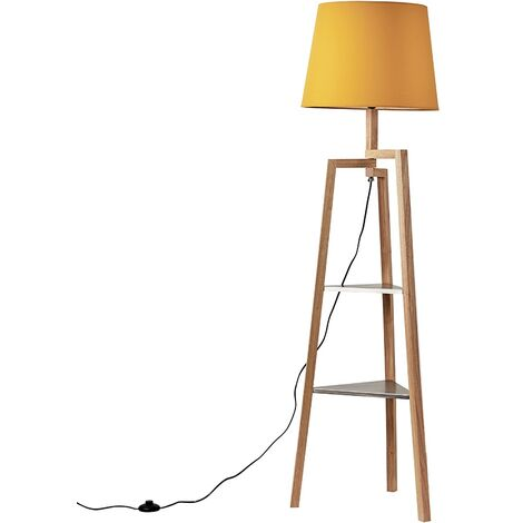 Best Floor Lamp With Shelves, Floor Lamps With Shelf Uk