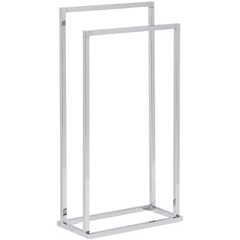 Towel Stand Silver RECREO
