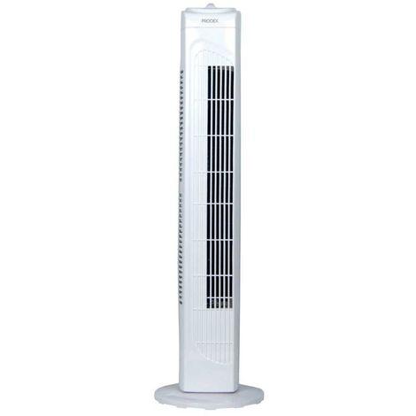 Tower Fan, 30 Inch, White