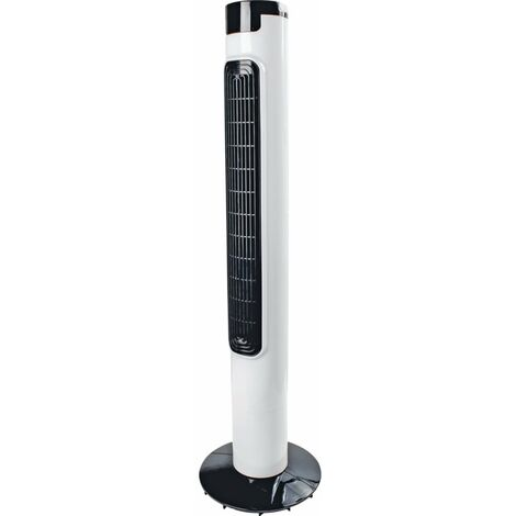 """TOWER FAN 38"""" WITH TIMER & REMOTE CONTROL"""