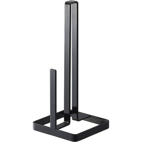 Tower Kitchen Paper Holder Paper Holder, Steel, Black