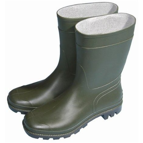 Town & Country Essentials Half Length Wellington Boots 4 5 6 7 8 9 10 waterproof