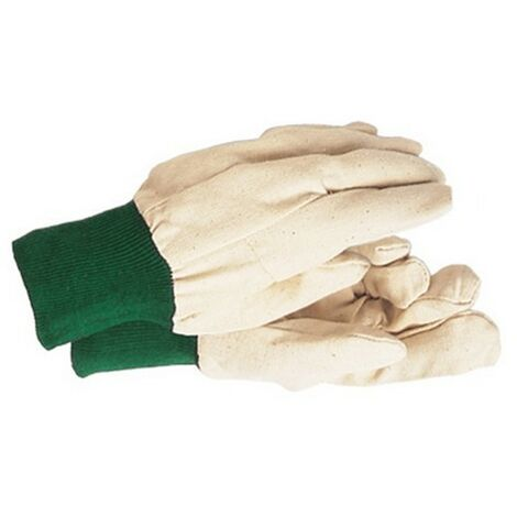 Town & Country TGL401 Mens Canvas Gloves