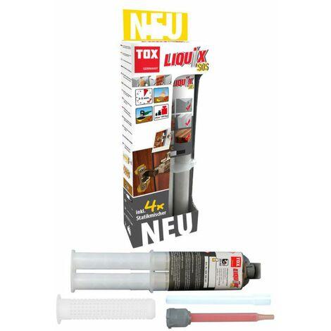 TOX colle à deux composants de réparation Liquix SOS 25 ml - 1 pièce