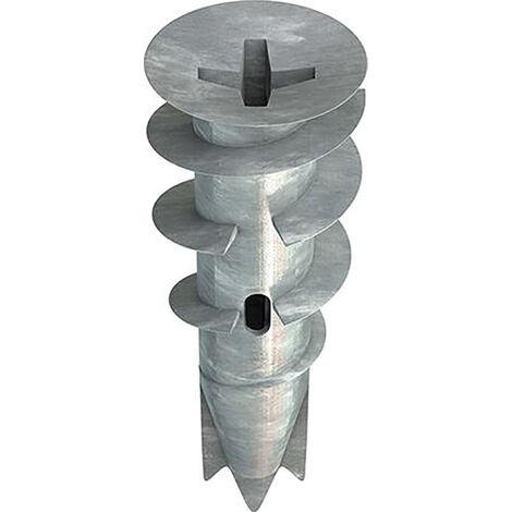 TOX Gipskartondübel Spiral Plus 37 o. Schrauben (Inh. 50 Stück)