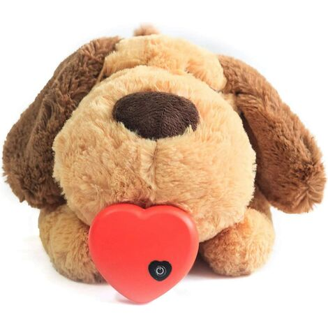 """main image of """"Toy for puppy - behavioral help, heartbeat - hot plush for pet, dog"""""""