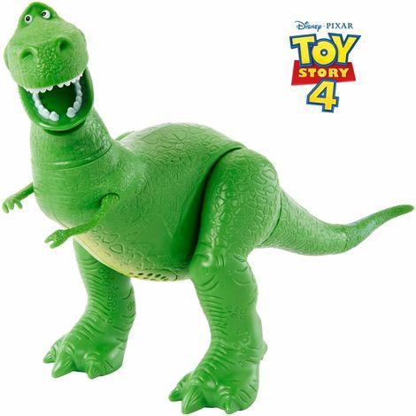 Toy Story 4 Figure - True Talkers - Talking Rex