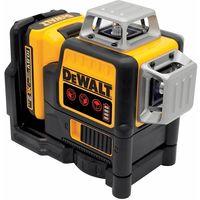 Tracciatore laser autolivellante 2 linee a croce Art. DCE089D1G DeWalt