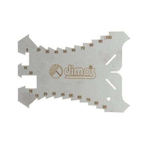 """main image of """"Tracette à Zinc Inox DIMOS - 155581"""""""