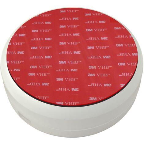 Traceur antivol Khiko pour protection des gros équipements (sans perçage) - Khiko - Blanc