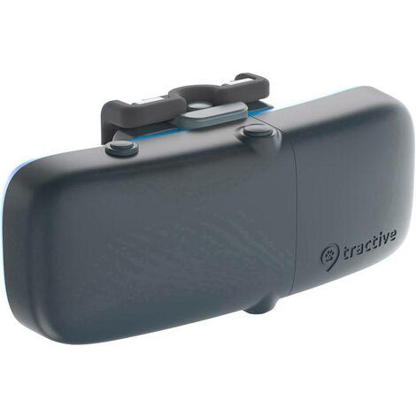 Traceur GPS tractive GPS DOG Hunde TRDOG1 traceur d'animaux domestiques noir, bleu 1 pc(s) Q124142