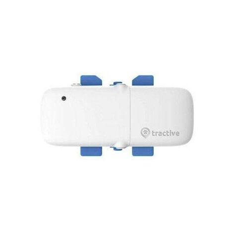 Traceur GPS tractive IKATI Katzen TRKAT1 traceur d'animaux domestiques blanc 1 pc(s) Q016702