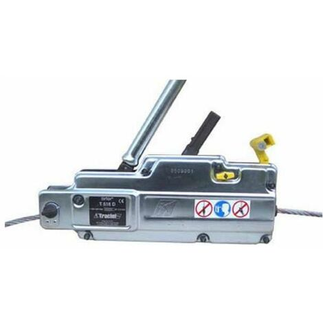 """main image of """"Tractel Paranco Tirfor Kg 1600"""""""