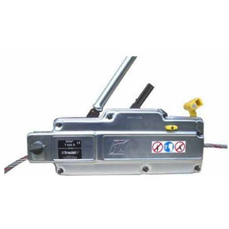 """main image of """"Tractel Paranco Tirfor Kg 3200"""""""