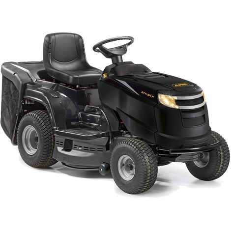 Tracteur tondeuse Alpina AT4 84H Briggs & Stratton hydrostatique