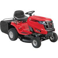 Tractor cortacésped SMART RC 125 MTD. Ideal para jardines de 2.000 m2.