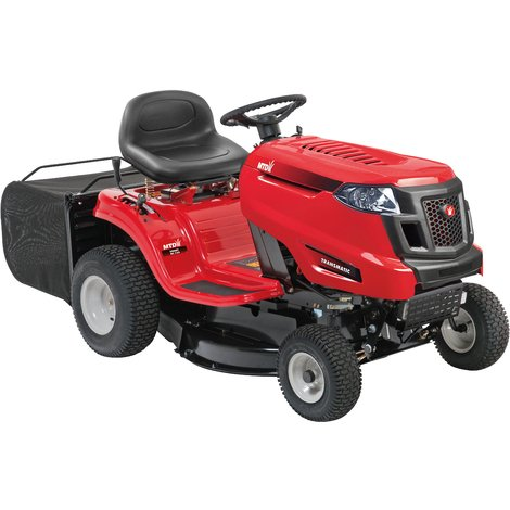 Tractor cortacésped SMART RC 125 MTD. Ideal para jardines de 2.500 m2.