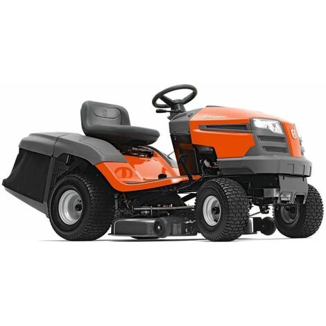 """main image of """"TRACTOR CORTACÉSPED TC 138"""""""