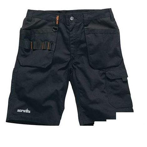 Trade Flex Holster Shorts Black - 40W