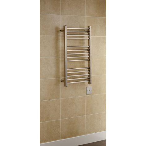 TradeRad Massa Eco Dry Electric Towel Rail 720mm x 300mm W