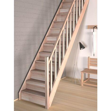 Tradi Eco Complet escalier en hêtre