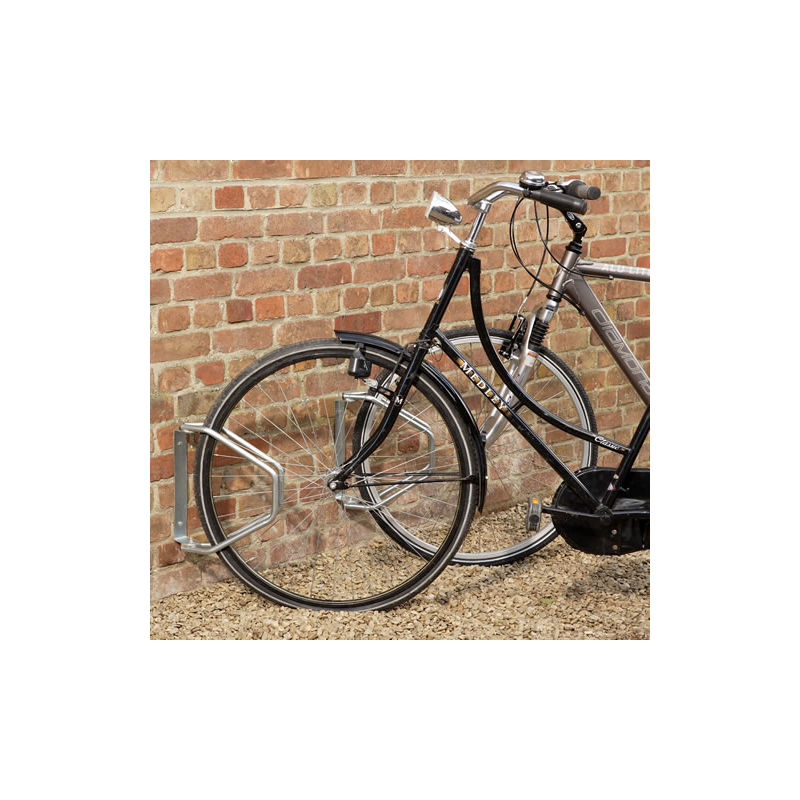 Image of Traditional Hinged Bike Rack - A PLACE FOR EVERYTHING
