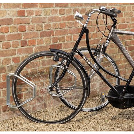 Traditional Hinged Bike Rack