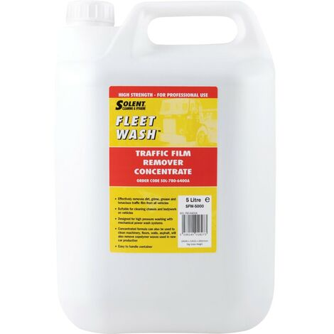 Traffic Film Remover Concentrate