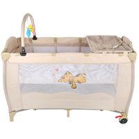 Tragbares Baby Reisebett Babybett Spielbett Laufstall Kinderbett Baby Klappbett Praktisch