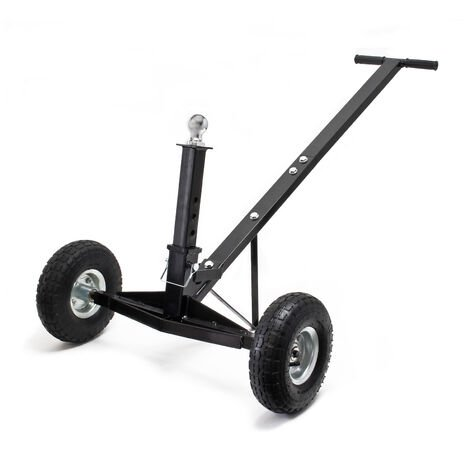 Trailer Dolly for Caravans, Trailers & more up to 270 kg Height Adjustable Coupling Ball