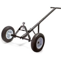 "Trailer dolly tow tuff 43.3x28.3x11.8"""" (110x72x30cm) with hand grip 590lbs(270kg) camper moving cart"