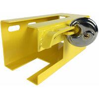 Trailer Hitch Lock Caravan Lock Universal Trailer Hitch Security Pad Lock Steel