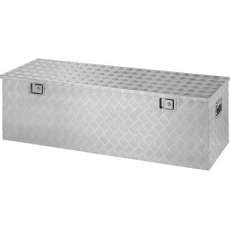 Trailer tool box aluminium 1450 x 520 x H460mm
