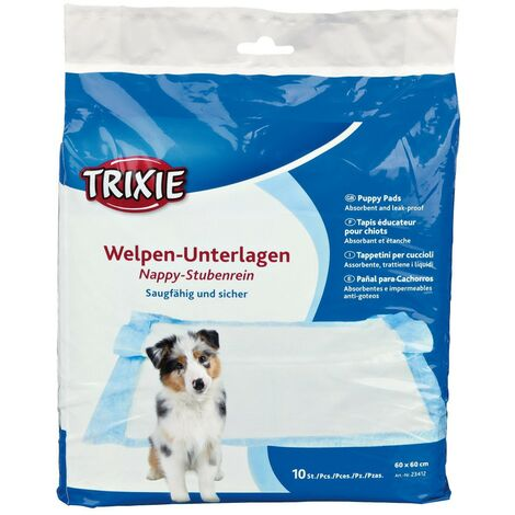 Training mat Nappy 60*60 cm x 10 pieces for dogs