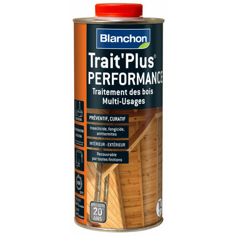 Trait ' Plus MU Blanchon 1L