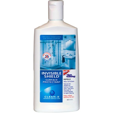Traitement Anti-Calcaire Invisible Shield Clean-X 300 ml