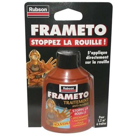 Traitement anti-rouille frameto Rubson - plusieurs modèles disponibles