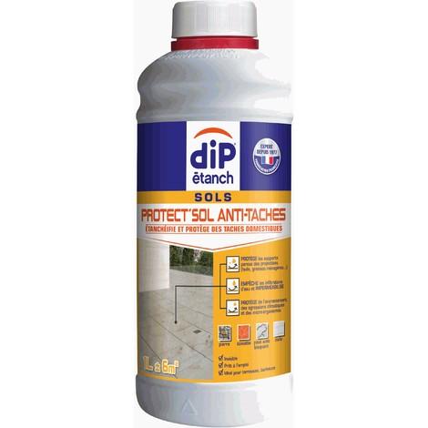 Traitement anti-tache sol poreux 1L incolore