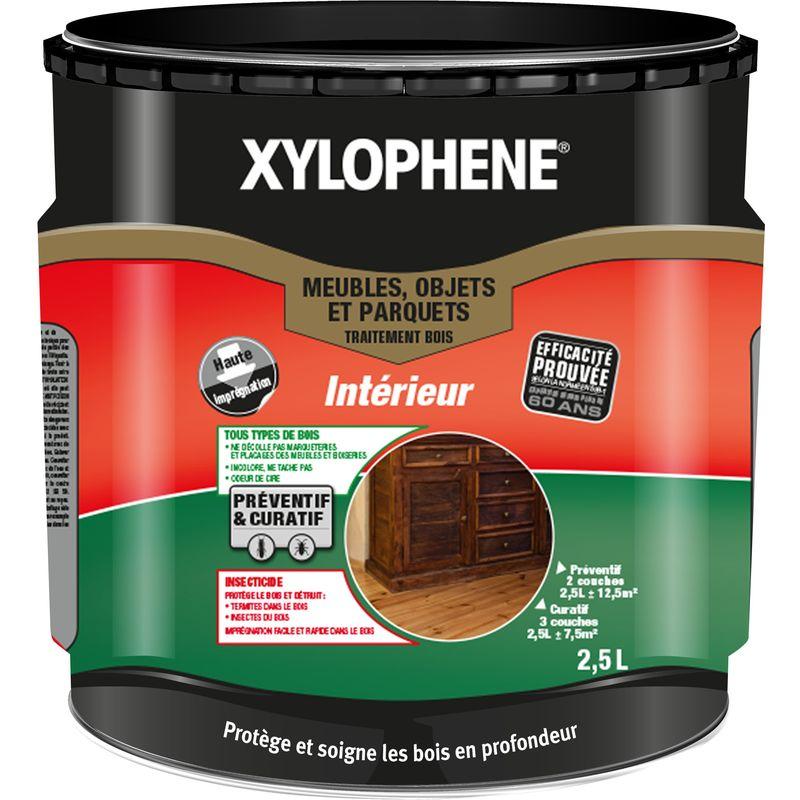 Xylophene meubles objets et parquets 2 5l 5810cd0165 - Xylophene meuble ...